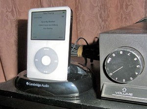 cambridge audio id10 ipod dock
