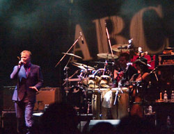Martin Fry and ABC