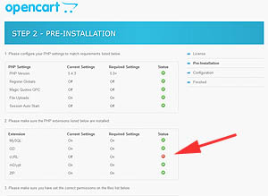 opencart-install