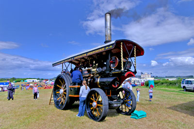 Sheffield Steam Rally, North Anston.