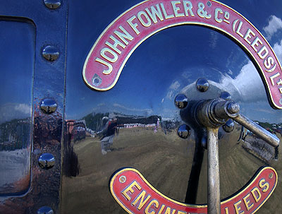 Sheffield Steam Rally, John Fowler & Co.