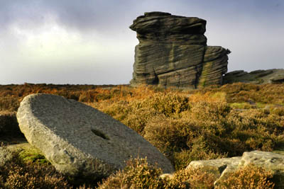 Millstone Edge with Mother Cap